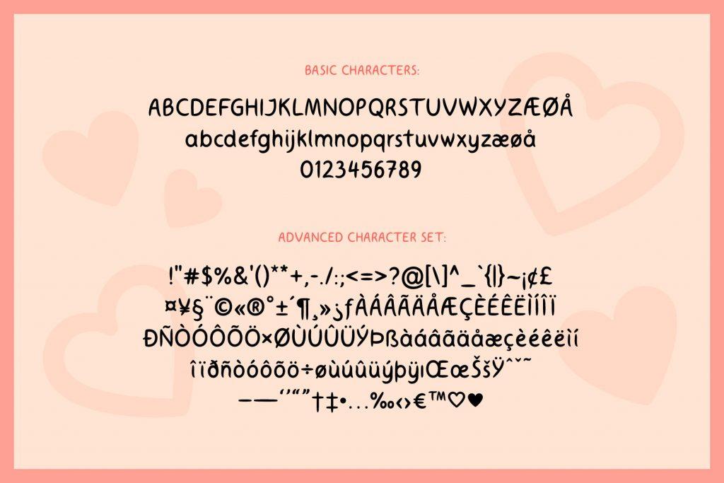 Softis font